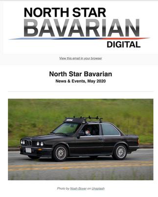 North Star Bavarian May 2020