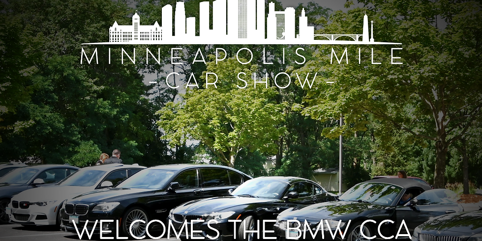 Minneapolis Mile Car Show