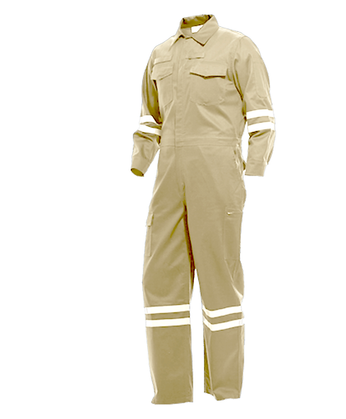 Coverall- Red Fox FRC