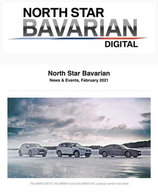 North Star Bavarian, February 2021
