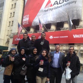 NYSE Visit