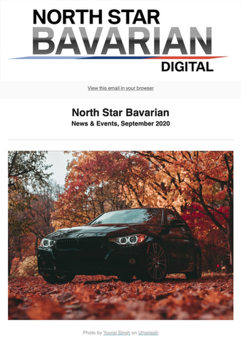 North Star Bavarian September 2020