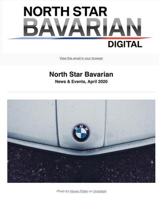 North Star Bavarian April 2020