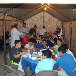MAROC Iftar at Lido + Madinah