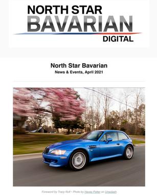 North Star Bavarian, April 2021
