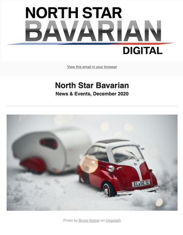 North Star Bavarian, December 2020