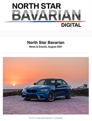 North Star Bavarian, August 2021