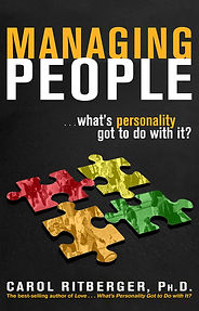 Managing People - What's personality got