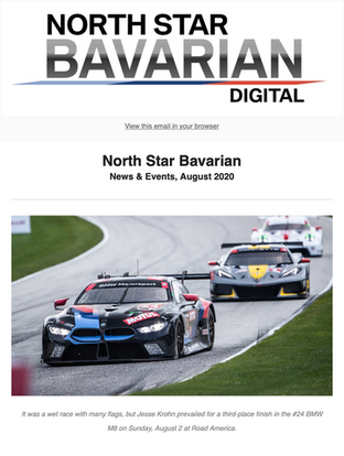 North Star Bavarian August 2020