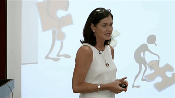 Tracy Bowe Four Color Leadership Sample Video