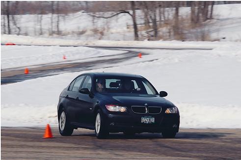 Adult Car Control Clinic, Saturday, Feb