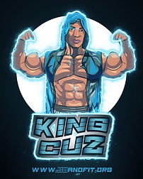 King Cuz 50 and fit trainer_instructor.