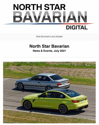 North Star Bavarian, July 2021