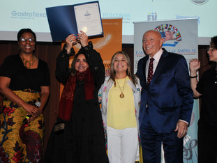 Literature and music from the Americas showed some of its best talents at the 7th Annual ILF, 2019