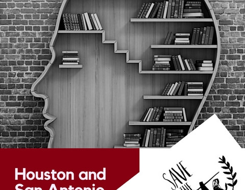 Save the Date! The 2018 International Literature Festival will Take Place in Houston and San Antonio