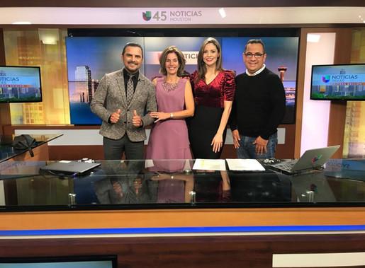 Teresa Martin in Univision