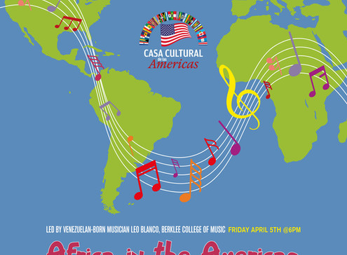 Africa in the Americas: An Interactive Musical Experience