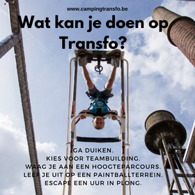 Wat kan je doen op Transfo?