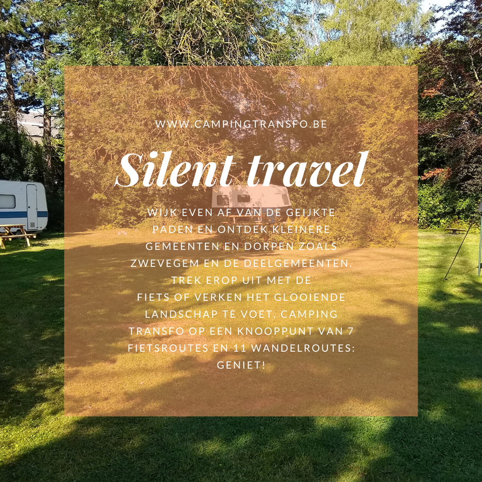 Silent travel