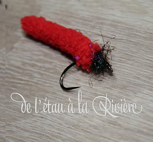 "La ""Wormy"" rouge"