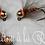"""Thumbnail: Nymphe """"JIG2"""" Bille tungstène"""