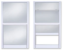 Impact Single Hung Window