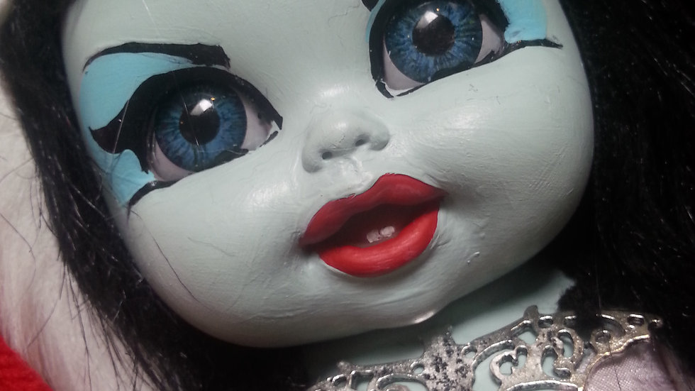 Lily Munster Doll