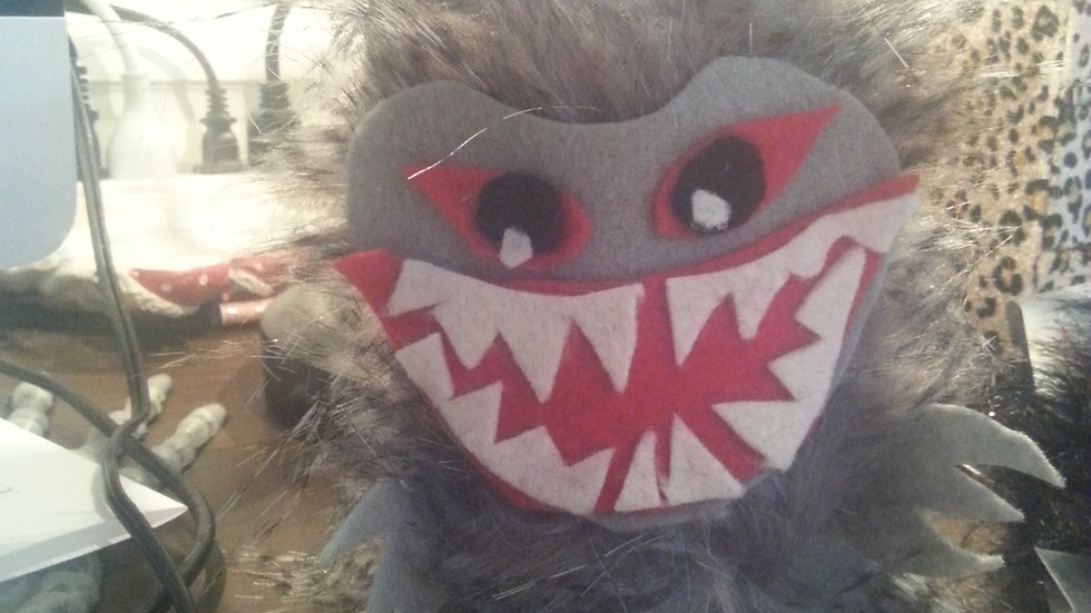 Critters plushie
