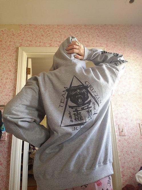 Hoodie or pullover sweatshirt