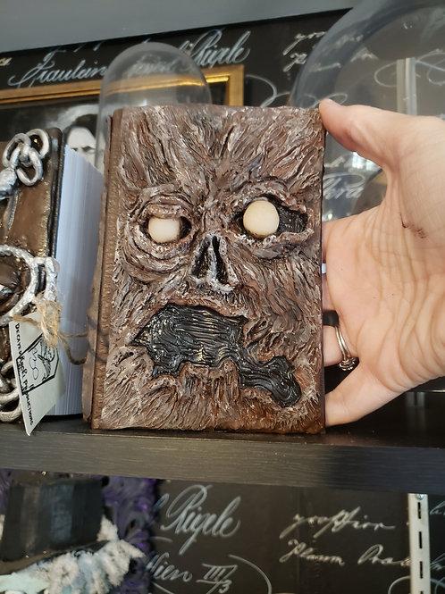 4x6 Necronomicon Sketch Book