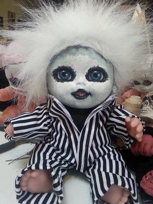 CUTE little Beetlejuice doll!