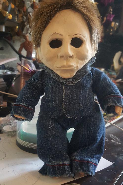 Big Head Michael Myers doll