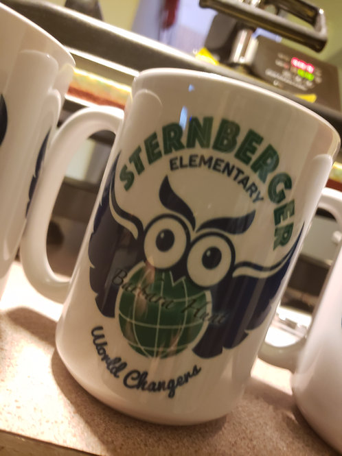 Custom mugs!
