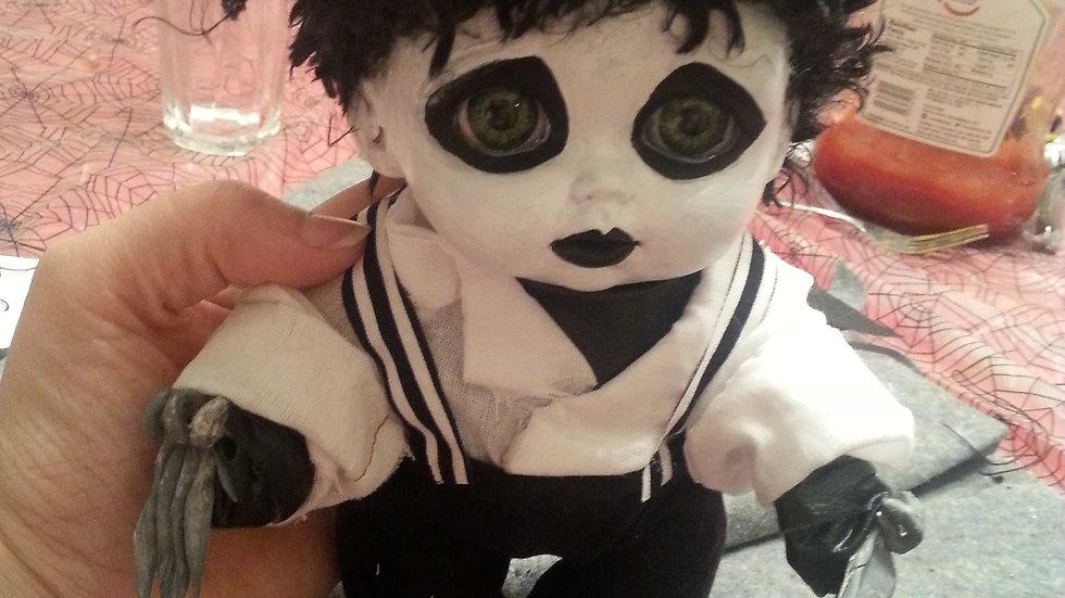 "Edward Scissorhands 8"" doll"