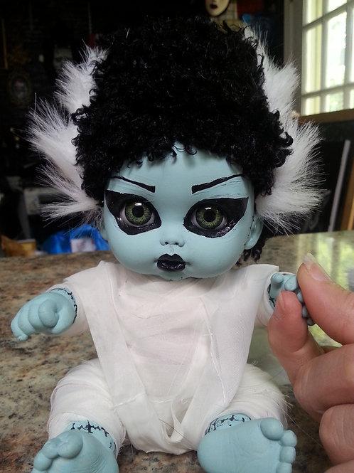 Bride of Frankenstein Doll