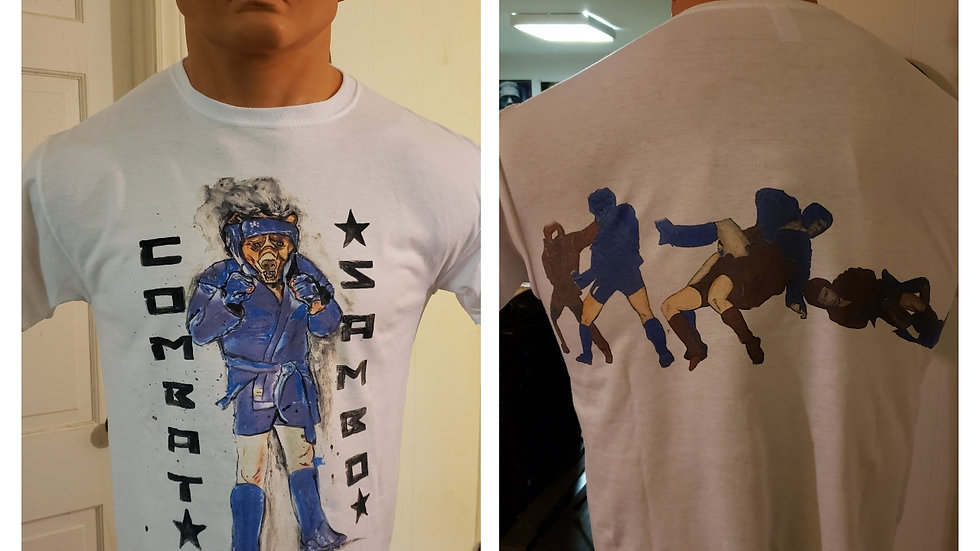 SAMBO t-shirts