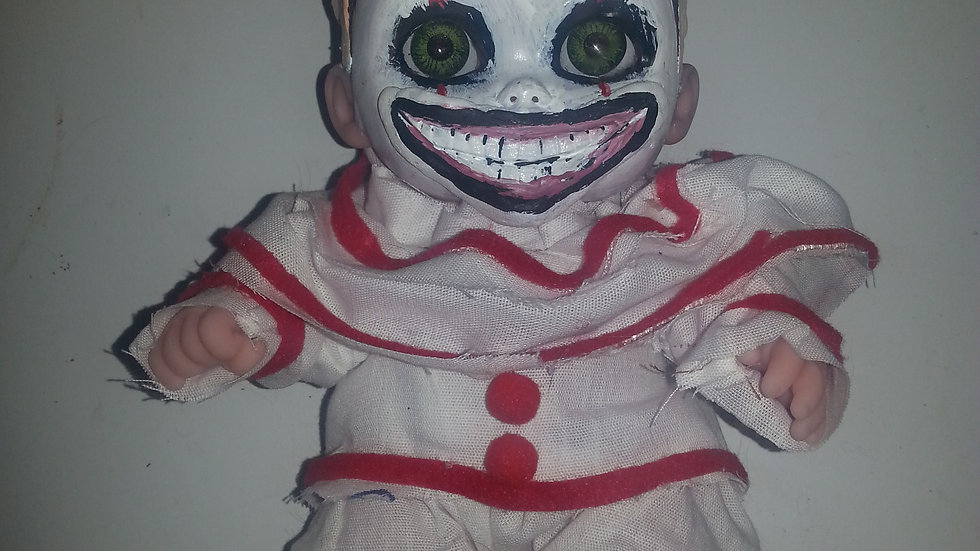Cute little Twisty doll