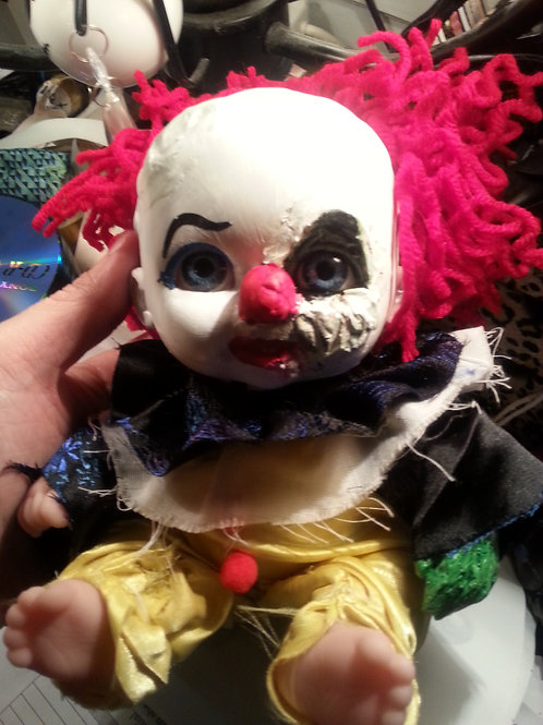 Pennywise Clown doll