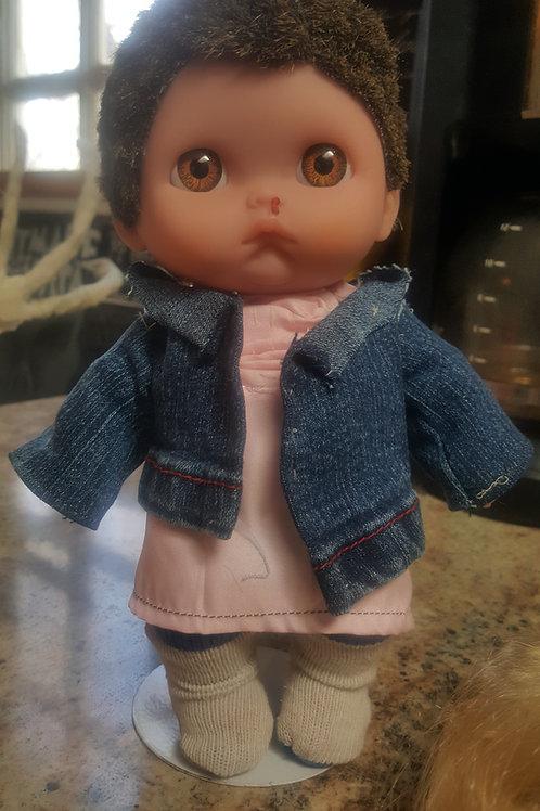StrangerThings Eleven doll