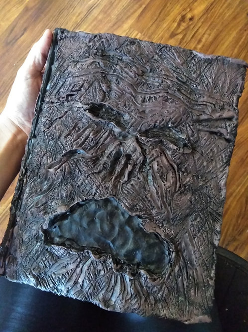 Necronomicon Sculpted Sketchbook