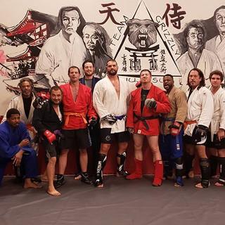 Great #combatjujitsu class tonight!__#ju