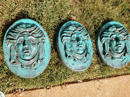 Madame Leota Tombstone Face