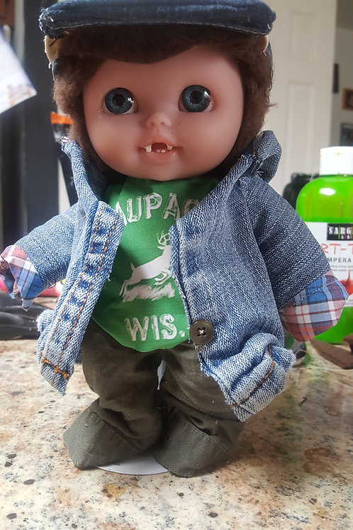 StrangerThings Dustin doll