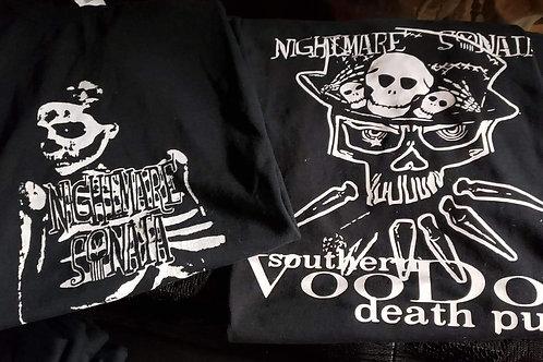 Nightmare Sonata shirts
