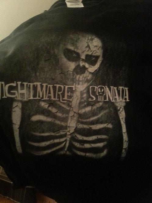 "Nightmare Sonata ""Skeletons"" t-shirt"