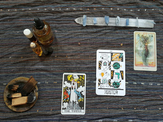 Tarot Perspectives: THE TOWER / DISASTER
