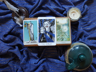 Tarot Perspectives: THE HERMIT