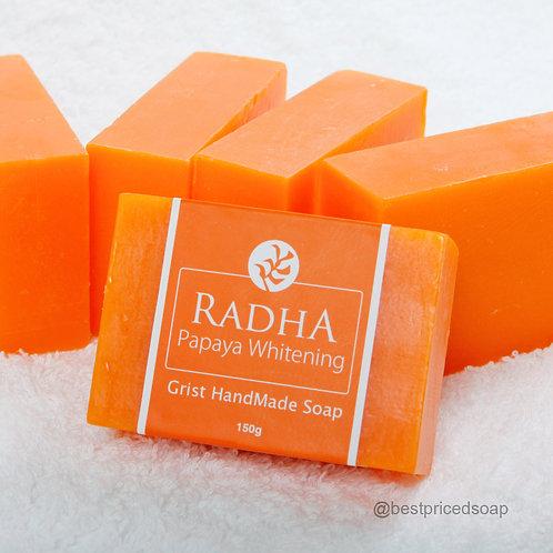 Radha Orange Papaya Bar