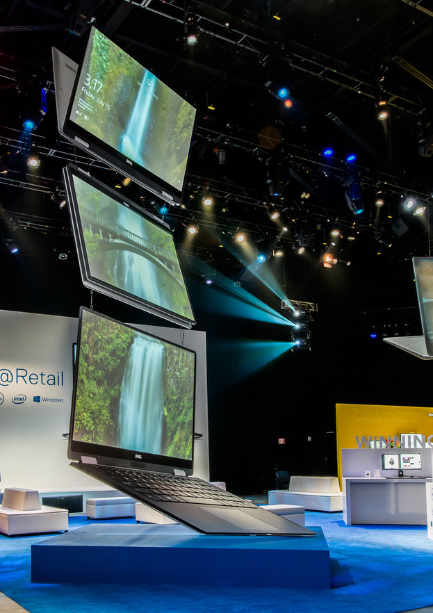 Dell@Retail 2017 Waterfall