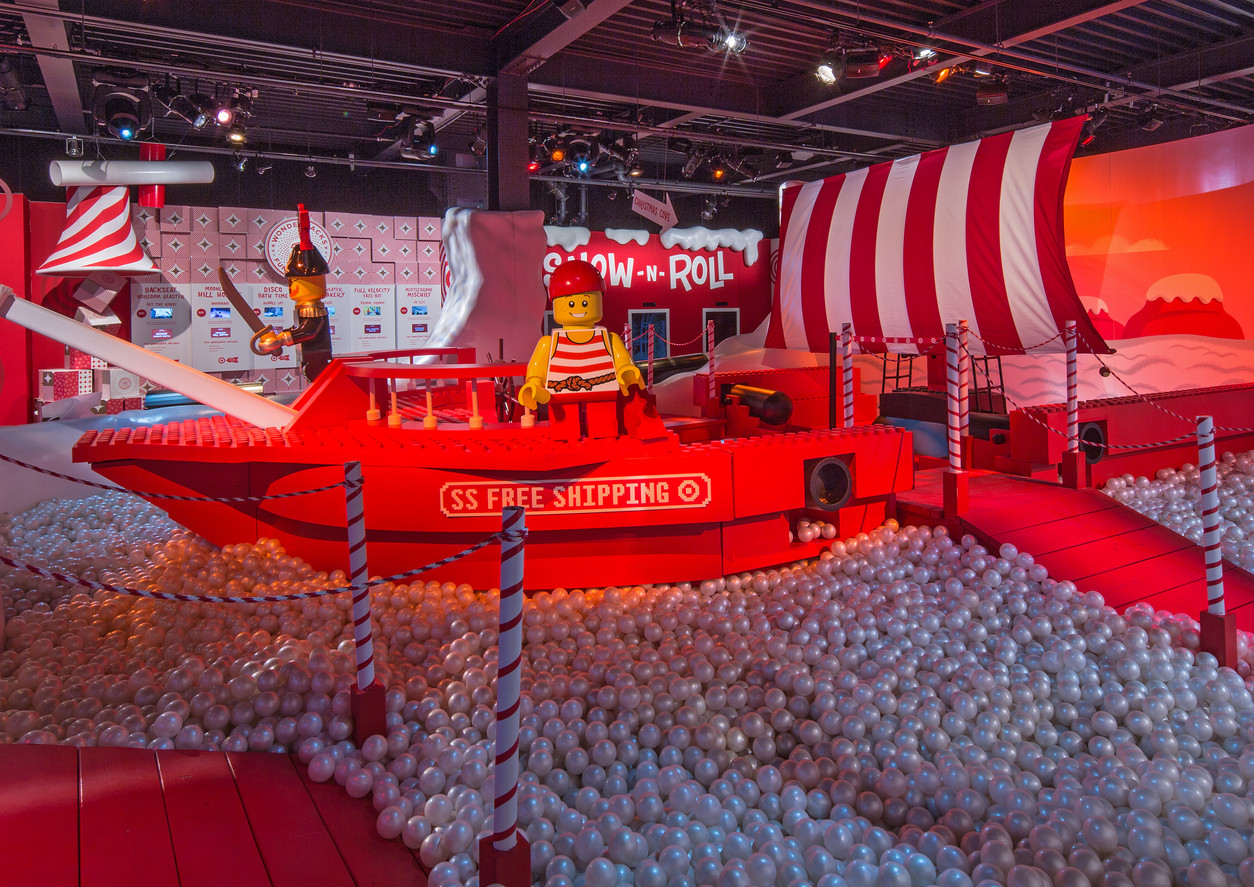 LEGO Ball Pit